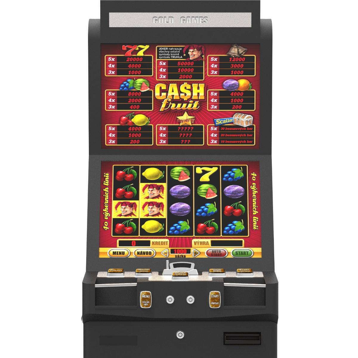 Fruit Cash
