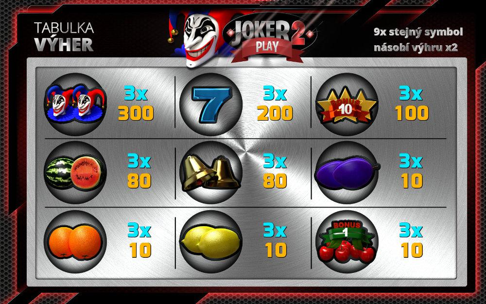 Joker Play II
